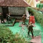 la déroute russe devant la supériorité allemande de 1941. tous aux abris.